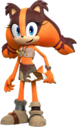 Sticks Sonic Boom