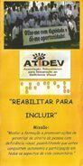 Entidades - ATIDEV - folder 1 - frente