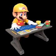 Super Mario Maker 2 BluePrints Render