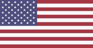 Bandera de estadosunidos Normal