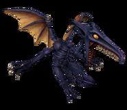 Ridley (jefe en brawl ya trade Ex-jefe es Ultmate)
