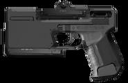 Pistola 1 de Ficciónes render