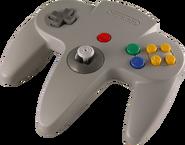Nintendo-64-control