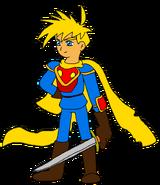Isaac (SuperSmashFighter)