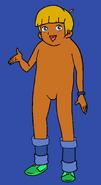 Perry (Naked Boy) A-15 a