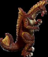Titanosaurus Transparent