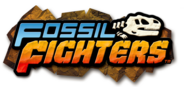 Fossil Fighters logo