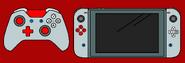 Nintendo OneBox controladores