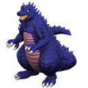 Animal-crossing-new-horizons-monster Kaiju-statue-2-blue