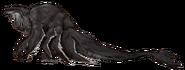 Clowhale Toho Kaiju Render