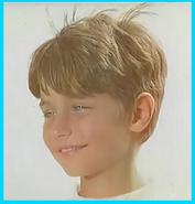Niño Chico Actorportrait 0014