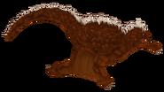 Varan Toho Kaiju render 0