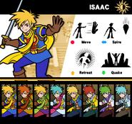 Isaac ssb6 (2021)