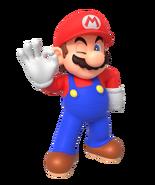 Mario Exquisite Render