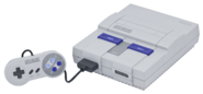 Super Nintendo Entertainment System foto