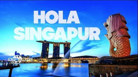 Bienvenidos a Singapur! 1
