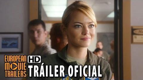 ALOHA Tráiler en español (2015) - Bradley Cooper, Emma Stone HD