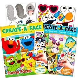 Bendon create-a-face funny faces