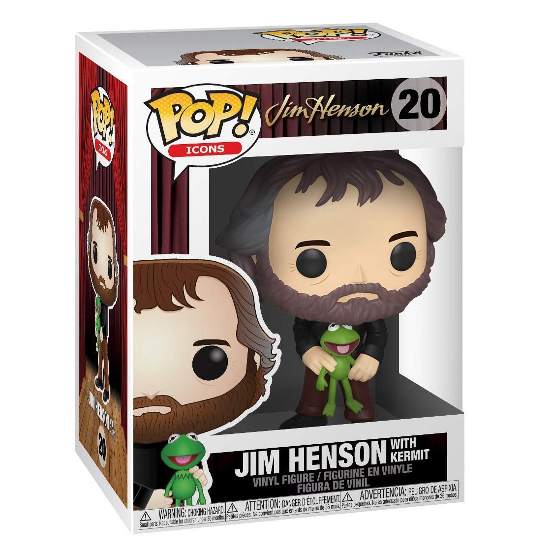 Jim Henson Pop! Vinyl figures