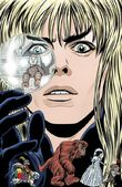 Labyrinth 30th Anniversary Special cover Mike Allred