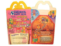Muppet Babies Happy Meal box 1988 02a
