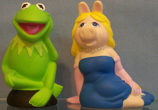 Muppet squeezies