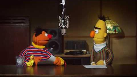 Bert_and_Ernie_recording_for_TomTom_GPS