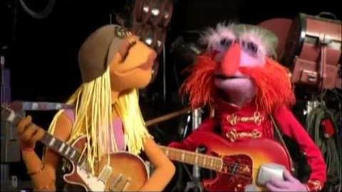 """Disney's """"The Muppets"""" - Floyd and Janice Interview"""
