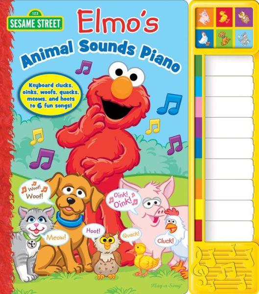 Elmo's Animal Sounds Piano