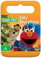 Sesame Silly Storytime DVD R-112277-9