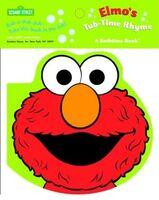 Elmo's Tub-Time Rhyme