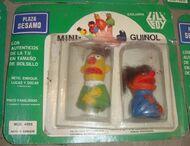 LL finger puppet pack c
