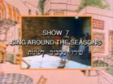 Show 7: Sing Around the Seasons