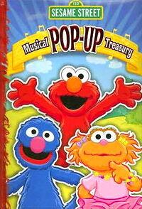 Sesame Street Musical Pop-Up Treasury