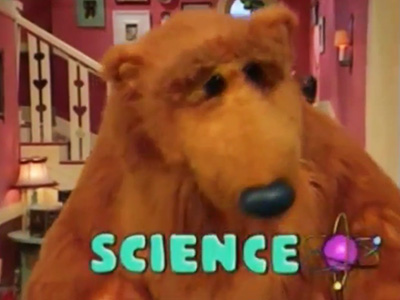 Scientific Bear