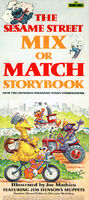 The Sesame Street Mix or Match Storybook