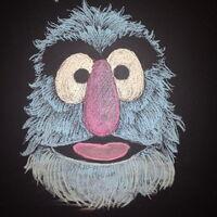 Louis henry mitchell sesame office chalk art 5