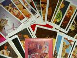 Muppet trading cards (Sweden)