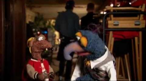 """Disney's """"The Muppets"""" - Rizzo the Rat and the Great Gonzo Interview"""