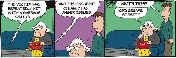 Lola comic
