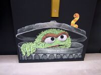 Louis henry mitchell sesame office chalk art 2