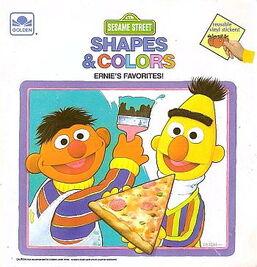Shapes & Colors: Ernie's Favorites!