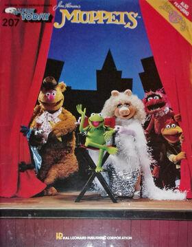 Muppets sheet music 01.jpg