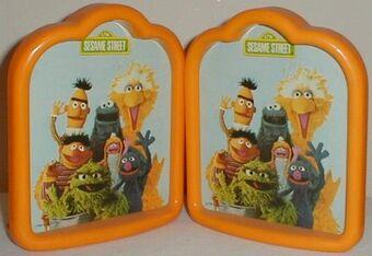 Sesame Street Bookends Wpc Inc Muppet Wiki Fandom