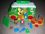 Sesame Street Camper