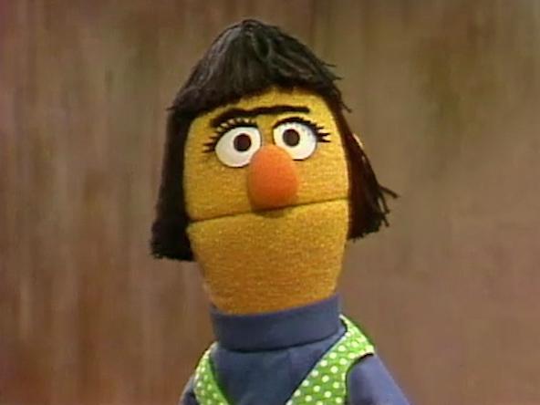 Bertha (Sesame Street)