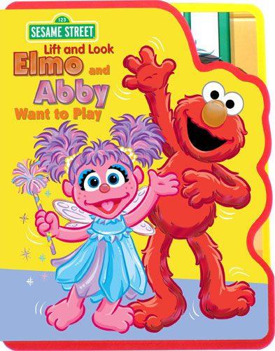 Elmo and Abby Want to Play