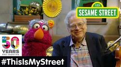Sesame Street Memory Itzhak Perlman ThisIsMyStreet