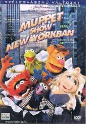 Muppet-show New Yorkban