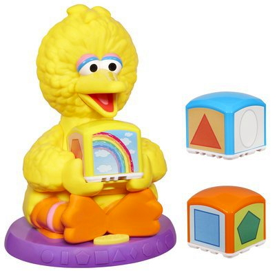 Sesame Street Find & Learn Blocks